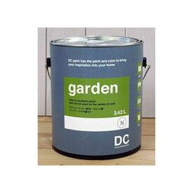 DCペイント 屋外用 多用途 ペンキ Garden 【0046】Valentino 3.8L DC-GG-0046 塗料 ペイント ラティス