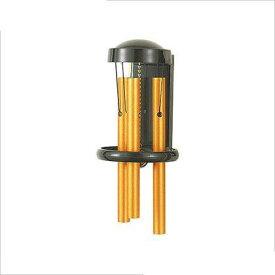 アイワ金属/AIWA パイプチャイム引き戸兼用タイプドアベル ゴールド W80×D100×H190ミリ AP-021K