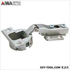 アイワ金属(AIWA) スライド蝶番(丁番)全かぶせキャッチ付 40mm AP-1041N