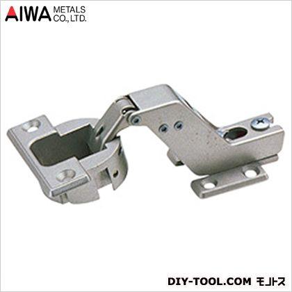 アイワ金属/AIWA スライド蝶番(丁番) インセット キャッチ付 40mm (AP-1045N)