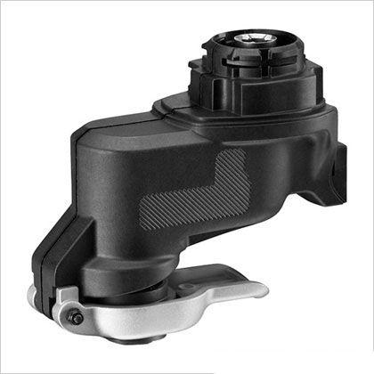 ブラック&デッカー オシレーティングマルチツール(ヘッド単体) ブラック (EOH183)