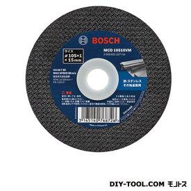 ボッシュ 切断砥石105×1.0×1510枚入りVシリーズ 105mm MCD10510VM/10 10枚