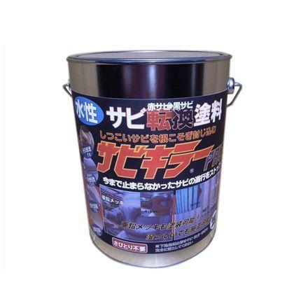 BAN-ZI サビキラーPRO 水性錆転換塗料 速乾型 4kg