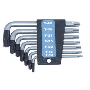 ベストツール 7PC. トルクスネジ用レンチ 90x70x15mm THP-007