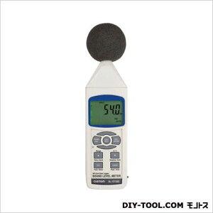 カスタム デジタル騒音計 W68×H245×D45mm 白 SL-1373SD 1点