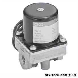 CKD 直動式2ポート弁通電時開形 幅×高さ:40×60.5mm AB21-02-5-AC100V