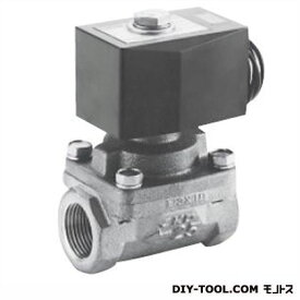 CKD パイロットキック式2方弁ピストン駆動弁 幅×奥行:80×56mm APK11-20A-C4A-AC200V