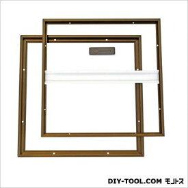 ダイケン ホーム床下点検口 ブロンズ 46.5×3.3×46.5cm HDE45B