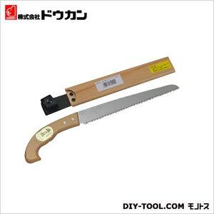 ドウカン 磯次郎剪定鋸木サヤ入240 刃長240刃厚0.9ピッチ3.3mm DK681
