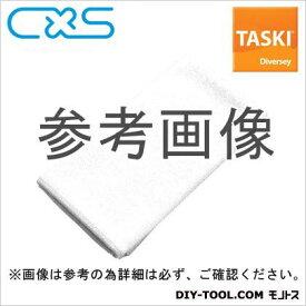 シーバイエス マイクロファイバークロス TASKIマイクロクイック 白 W400xH400mm (5627700) 5枚