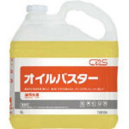 シーバイエス 強アルカリ洗剤オイルバスター5L 5L T30335 1 本