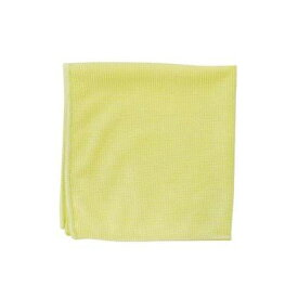 シーバイエス マイクロファイバークロス マイクロファイン 黄 W300xH300mm (5999888) 25枚