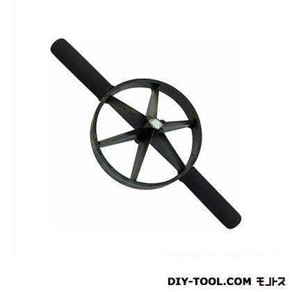 伝匠 鋼付竹割6ツ割 160mm