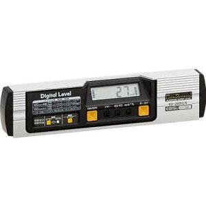 エビス デジタルレベル(デジタル水平器) 260mm (ED-26DGLN) 水平器 水平 水平機
