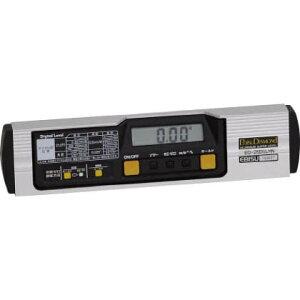 エビス 磁石付デジタルレベル(デジタル水平器) 260mm (ED-26DGLMN) 水平器 水平 水平機