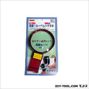TSK 見楽ルーペ&とげ抜き (DO-9015) ルーペ