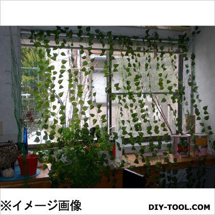アイガーツール アイガー緑の造花カーテン 1.8×3m (E183)