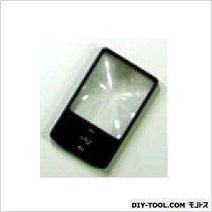 TSK カード型ポケットルーペ ライト付 (LX-200LED) ルーペ