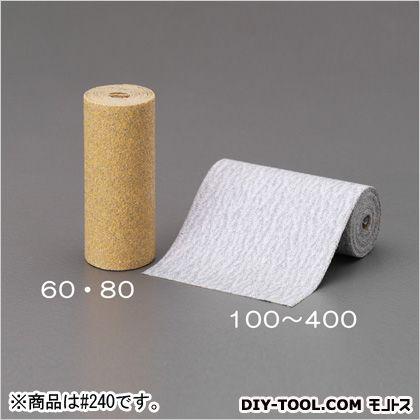 研磨紙ロール 64mm×2.4m/#240 (EA366MK-240)