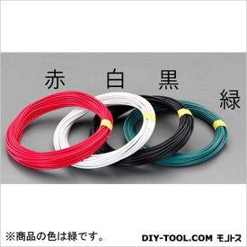 2.0mm2x100mIV電線(撚線) 緑 (EA940AT-64)