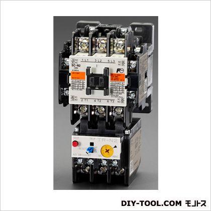 200V/200V・7.5kw電磁開閉器(標準形) 74×97×146(H)mm (EA940NA-43)