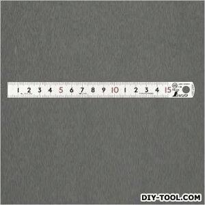 [ピックアップ]シルバー直尺 150mm (EA720YD-215)
