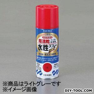 水性多用途スプレー ライトグレー 300ml (EA942EB-32)