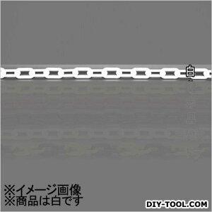 プラスチックチェーン 白 2.0mmx30m (EA980A-11B)