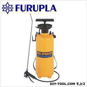 フルプラ ダイヤスプレー プレッシャー式噴霧器 単頭式 コンクリート型枠 剥離剤用・除草剤用 7L用 (No.5701)