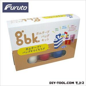 フルトー gbkガムテープバッグキット メインキット 白・赤・青 (2681570001)