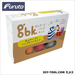 フルトー gbkガムテープバッグキット メインキット オレンジ・赤・銀 (2681570003)