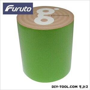 フルトー gbkガムテープバッグキット サブキット 蛍光緑 50mm×5m (2681580016)