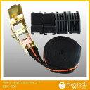 E-Value ラチェット式ベルトクランプ (EBC-500) 藤原産業 特殊クランプ 特殊クランプ クランプ