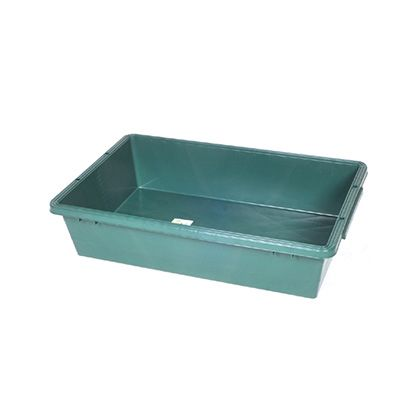 緑長 プラスチック製トロ舟 特大 (120L)