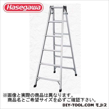 長谷川工業 はしご兼用脚立天板トレイ付天板高さ1.99m RC2.0-21