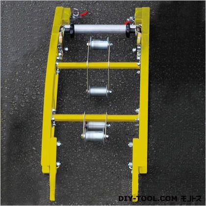パネルボーイ PV-MZ4用曲がりはしご 長谷川工業 2連はしご 梯子 ハシゴ はしご
