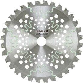 HiKOKI(日立工機) 日立刈払機用チップソー255X2.2X25.4mm36山 255mm 00684572 1枚