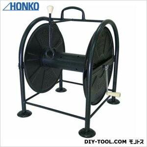 本宏 通水式ホースリール 6分用 550 (THR-50G) 本宏製作所 散水・潅水用ホース ホースリール・ホースハンガー