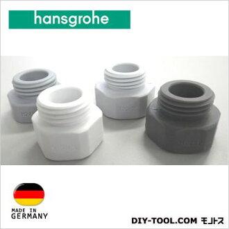 德国汉斯格雅水水龙头适配器 (第三方水水龙头为: 托托大、 细腻,乔伊 /KVK) (52054633): 返回无