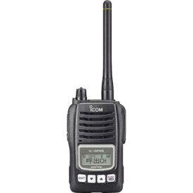 アイコム アイコム 高出力デジタル簡易無線機 ICDPR6 1台 ICDPR6 1 台