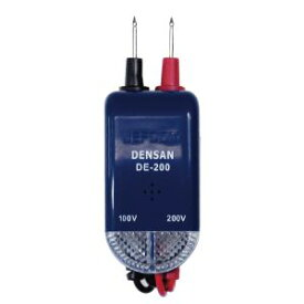 デンサン サウンドエレチェッカー DE-200