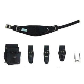 DENSAN 電工プロキャンバス腰道具セット (JNDS2-R300AB-SET)