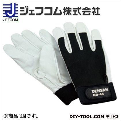 デンサン 電工手袋 Mサイズ ND-45M