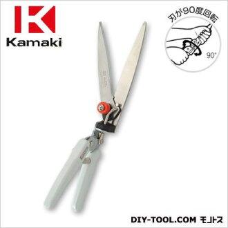 kamaki旋轉式草坪剪刀不銹鋼刃(L-3220S)