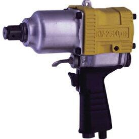 空研 3/4インチSQ超軽量インパクトレンチ(19mm角) 257 x 259 x 120 mm KW-2500PRO 1台