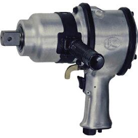 空研 1インチSQ超軽量エアーインパクトレンチ(25.4mm角) KW3800P 1 台