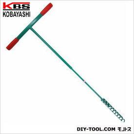 小林工具製作 みどりの園芸支柱穴掘り器20φ 760L