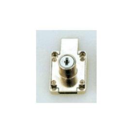 SOWA 面付ロッカー錠 ニッケル 22mm ( N508-22L)