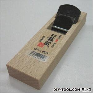 角利産業 龍蔵ミニ鉋 サイズ:台寸法/58×180mm、有効削幅/36mm、刃幅/42mm 12504