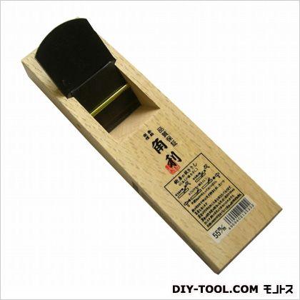 角利産業 二枚刃鉋 サイズ:台寸法/幅73×258mm、有効削幅/48mm、刃幅/55mm 12522